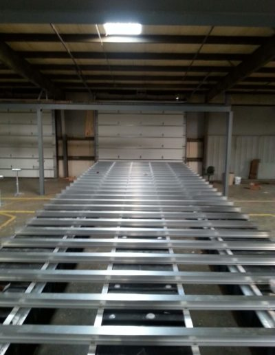 Aluminum Floor Framing