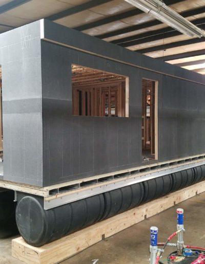 Exterior Panel Walls